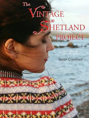 vintage shetland project